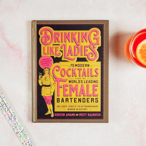 Drinking Like Ladies cover