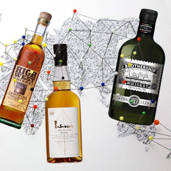 Whiskey Advocate Bottles