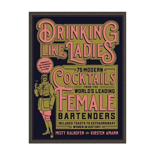 Drinking Like Ladies logo