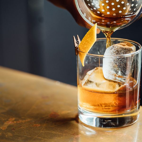 Image of Whiskey Cocktail