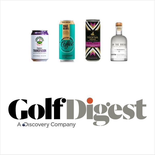 Golf Digest - Cocktail Squad