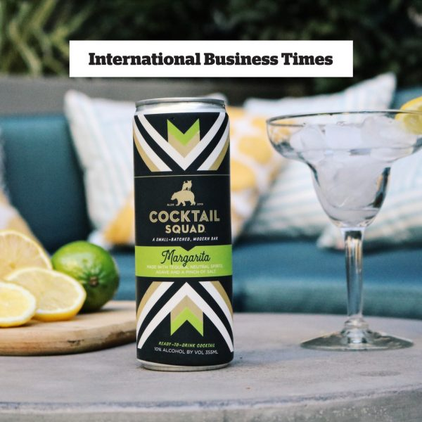 DRink PR Media Hit — International Business Times