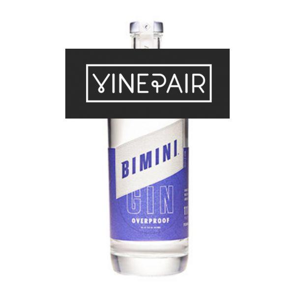DRinkPR promotes Bimini Gin
