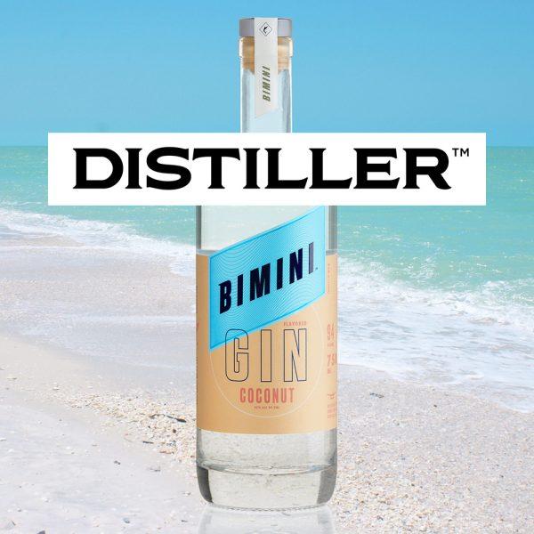 DRinkPR promotes Bimini Gin in Distiller