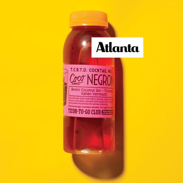 Coco Negroni, Bimini Gin in Atlanta