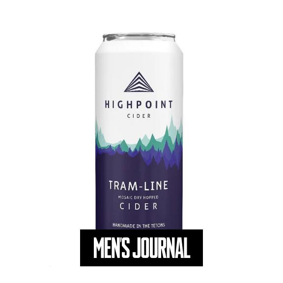 Highpoint Cider in Men's Journal